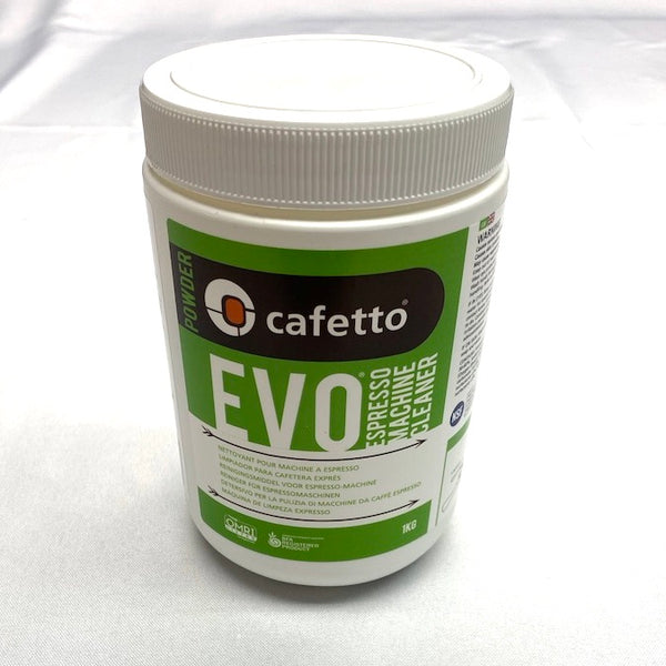 Cafetto brand EVO - Organic Espresso Machine Cleaner
