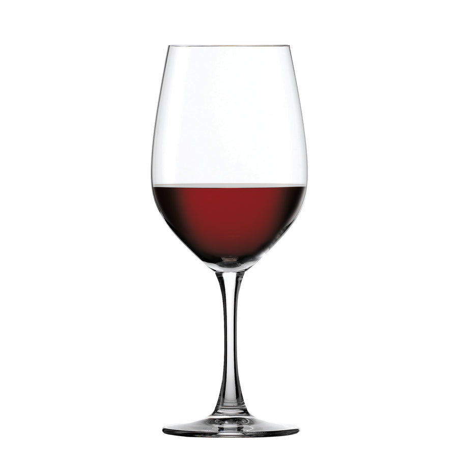 Spiegelau Bordeaux Glasses Salute 25 Oz Set Of 4