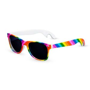 Rainbow Bottle Opener Sunglasses!-Accessories-TrueBrands-VinGrotto Wine Cellar Construction Company
