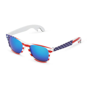 Americana Bottle Opener Sunglasses by Foster & Rye