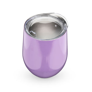 Sip & Go Stemless Wine Tumbler-Drinkware-TrueBrands-Lilac-VinGrotto Wine Cellar Construction Company