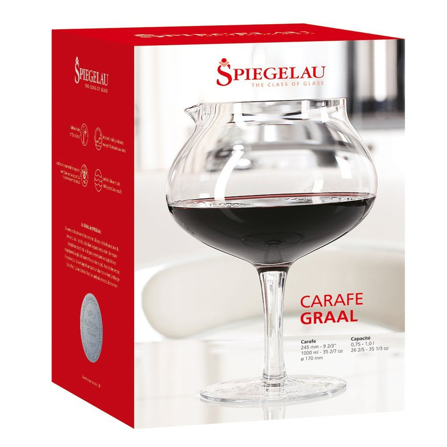 "Spiegelau ""Holy GRAAL"" by VinGrotto-Decanters-Vingrotto-VinGrotto Wine Cellar Construction Company"