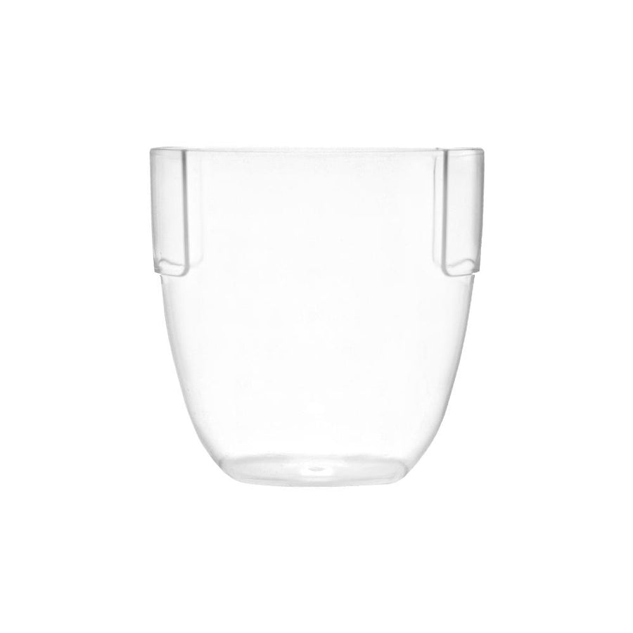 36 Compostable Tumbler / Stemless Wine Glasses-Drinkware-SelfEco-VinGrotto Wine Cellar Construction Company