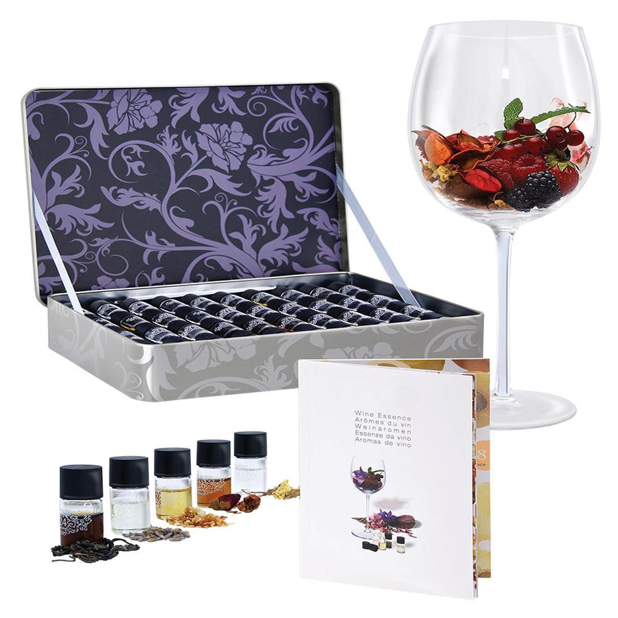 Complete Wine Essence Set-Education-Franmara-VinGrotto Wine Cellar Construction Company