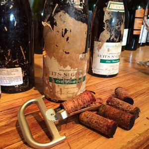 The Durand Corkscrew Ah So Combo Combination For Old Corks