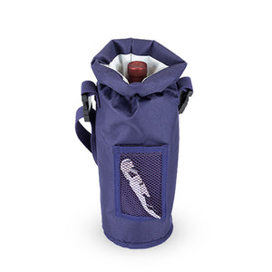 Grab & Go™ Insulated Bottle Carrier-Accessories-TrueBrands-Purple-VinGrotto Wine Cellar Construction Company