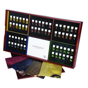 Wine Essence Scent Taste Game Aroma Learn Premium Edition Set Of 60 Aromabar