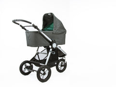 Bumbleride Bassinet On Indie Stroller Global