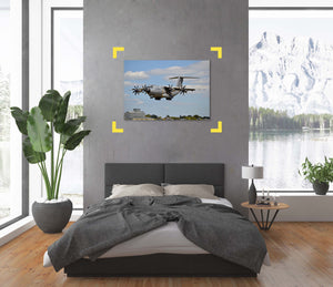 Canvas A400M