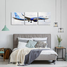 Trio Canvas A321 Interjet