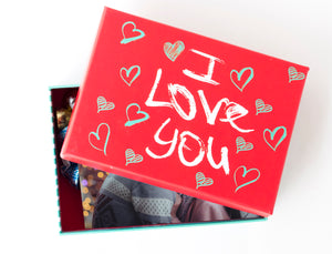 "PhotoBox ""I Love You"""