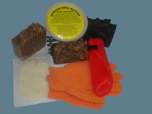 MiaFabs All-in-One Cleanser, Exfoliation and Moisturizer Care Kit