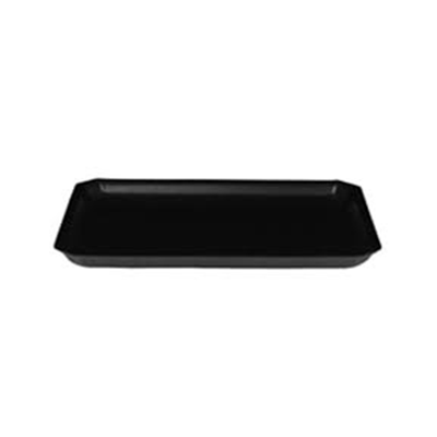 FOAM TRAY DEEP 11X9 BALCK 500PCS - JP Supplies