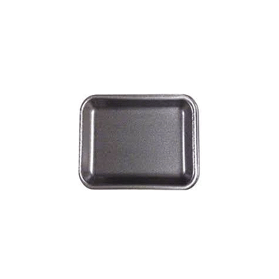 FOAM TRAY DEEP 7X5 BLACK 500PCS - JP Supplies