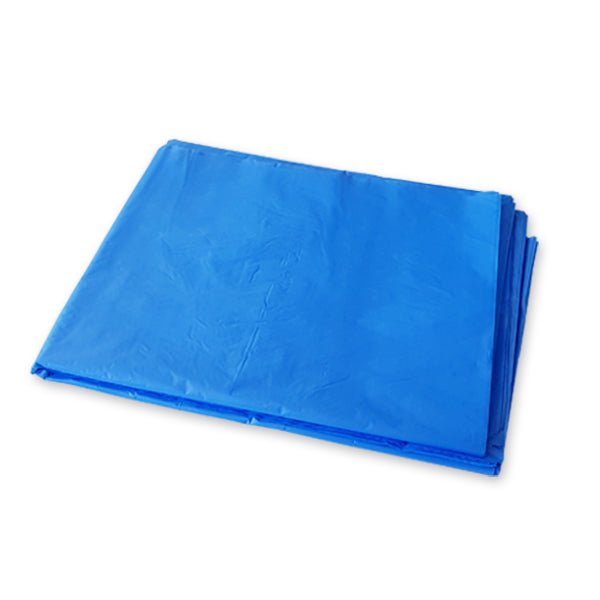 82L BLUE HEAVY DUTY 500PCS - JP Supplies