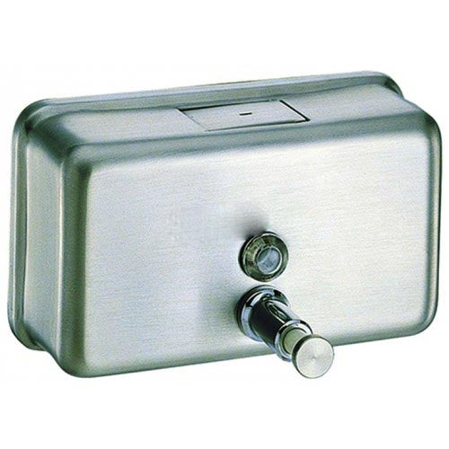 DISPENSER HAND SOAP STAINLESS WIDE - JP Supplies