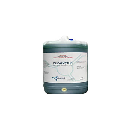 DISINFECTANT EUCALYPTUS 25L - JP Supplies