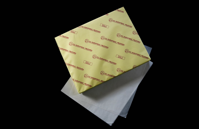 GREASEPROOF PAPER 3CUT WHITE 400MMX220MM 1200PCS - JP Supplies