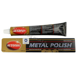 METAL POLISH 75ML - JP Supplies