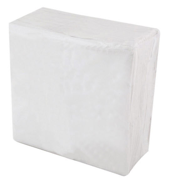 NAPKIN LUNCH SQUARE 2PLY DURA - JP Supplies