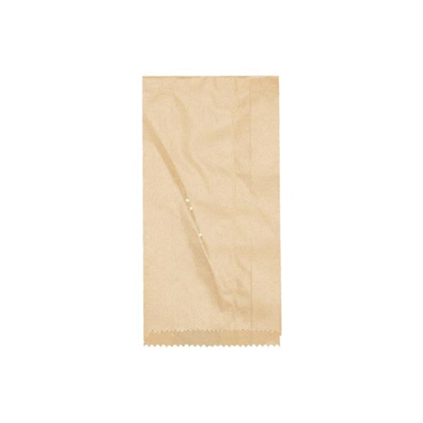 PAPER BAG 1SO BROWN 500PCS CE - JP Supplies