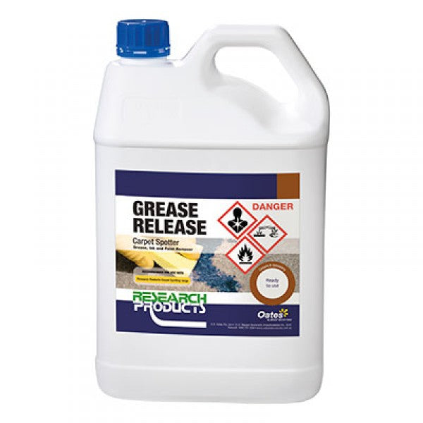 GREASE RELEASE 5L - JP Supplies