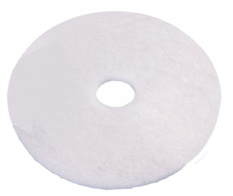 400MM PAD WHITE SABCO - JP Supplies