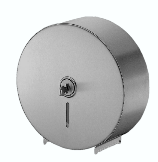 DISPENSER JUMBO ROLL STAINLESS STEEL - JP Supplies