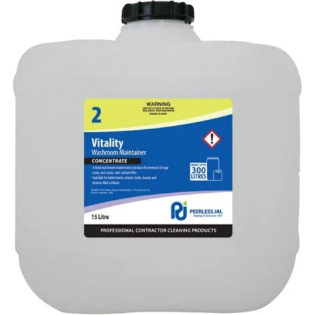VITALITY WASHROOM 15BB - JP Supplies