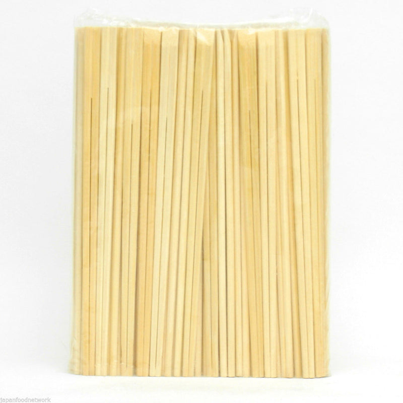 BAMBOO CHOPSTICK NO COVER 24CM 3000PCS - JP Supplies