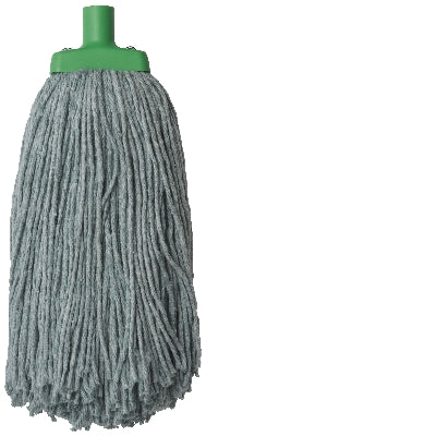 MOP HEAD GREEN 400G OATES - JP Supplies