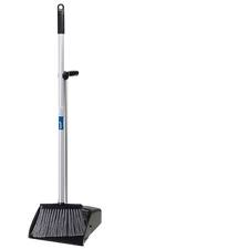 BROOM PAN SET COMMERCIAL BLACK OATES - JP Supplies