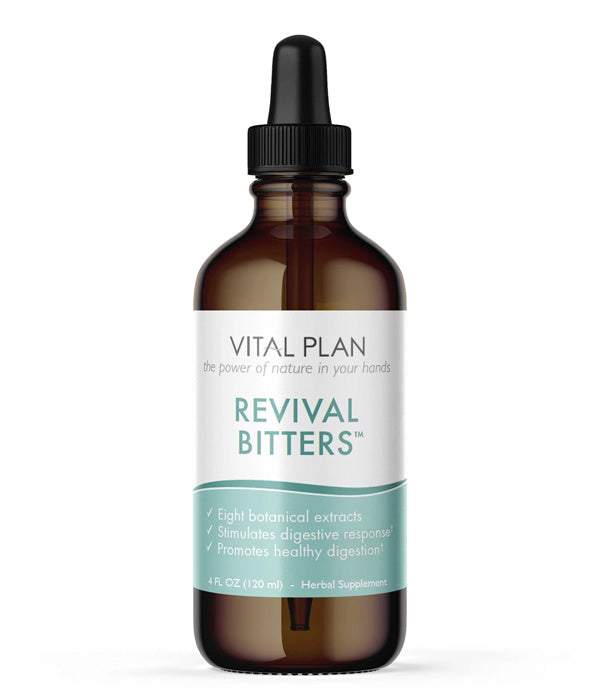 Revival Bitters for digestive health