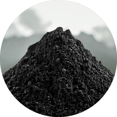 black shilajit powder