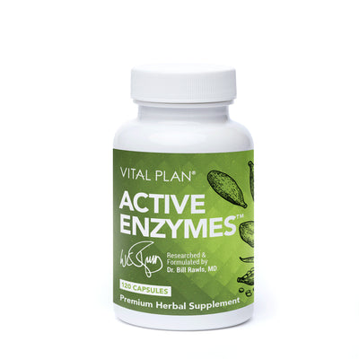 Active Enzymes