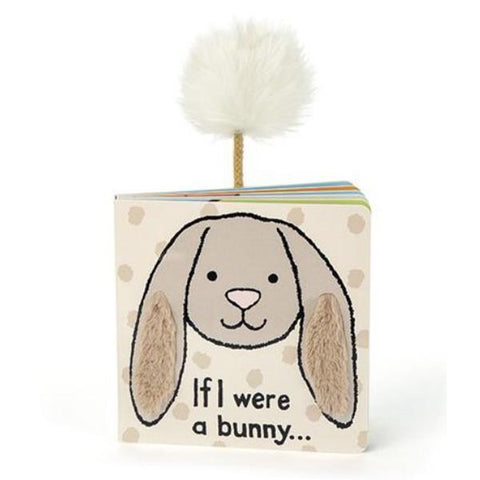 Jellycat :: If I were a Bunny Book - Beige