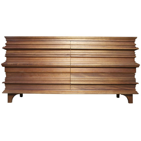 Bernard 6 Drawer Console