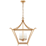 Aria Medium Square Lantern