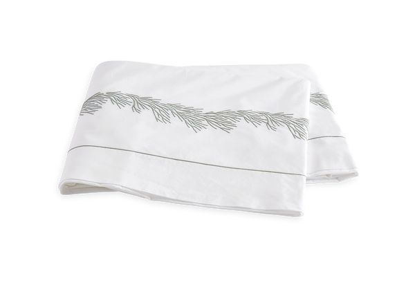 Matouk Atoll Flat Sheet Collection