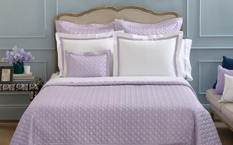 Matouk Ava Quilt Collection