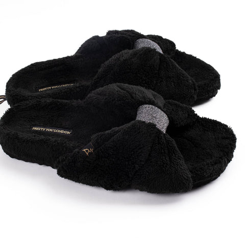 Ava Black Sliders