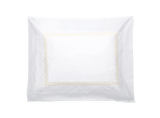 Matouk Classic Chain Sham and Pillowcase Collection