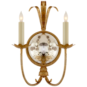 Gramercy Double Sconce