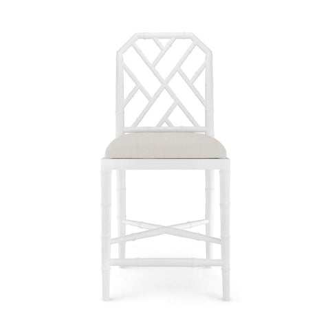 Jardin Counter Stool, White