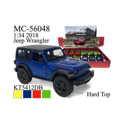 Jeep Wrangler Car Toy