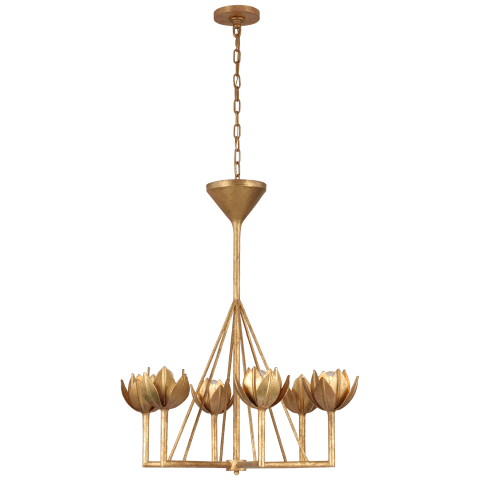 Alberto Small Single Tier Chandelier