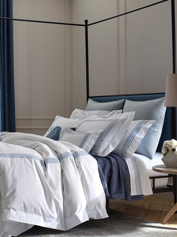 Matouk Liana Duvet Cover Collection