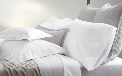 Matouk Milano Hemstitch Duvet Cover Collection