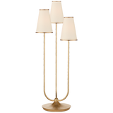 Montreuil Triple Table Lamp