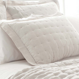 Pine Cone Hill Brussels Quilted Sham Collection